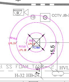 Lightning Risk Assessment - Sample drawing of a foam tank .jpg